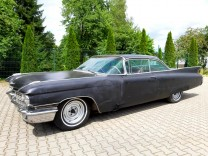 CADILLAC DEVILLE COUPE 1960 PROJECT