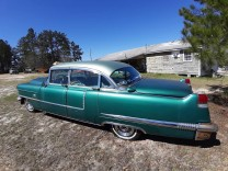 CADILLAC FLEETWOOD SIXTY SPECIAL 1956 ORIGINAL CONDITION