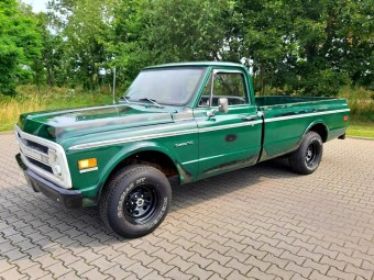 CHEVROLET C-10 CUSTOM PICKUP 1971
