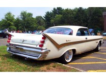 DESOTO SPORTSMAN COUPE 1959 UNIKAT PROJECT CAR