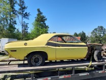 DODGE CHALLENGER 1970 PROJECT CAR