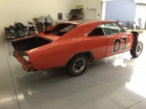 DODGE CHARGER 1968 PROJECT CAR