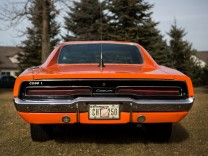 DODGE CHARGER 1969 GENARAL LEE - DUKES OF HAZZARD PROJECT