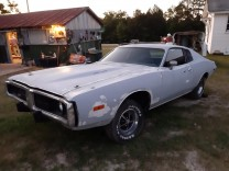 DODGE CHARGER 1973 M CODE III GENERATION