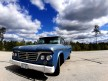 DODGE D100 PICKUP 1962 v8 318 LONG BED