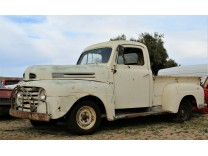 FORD F-1 STEEPSIDE PICKUP 1950 SHORT BED