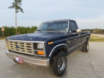 FORD F-150 PICKUP 1986 302V8 4 x 4 RUN & DRIVE