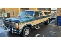FORD F-150 PICKUP 1986 302V8  LARIAT XLT RUN & DRIVE