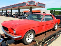 FORD MUSTANG 65 COUPE 289V8
