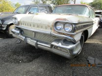 OLDSMOBILE SUPER 88 SEDAN 1958 KING OF CHROME