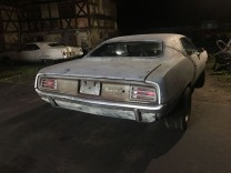 PLYMOUTH BARRACUDA 1970 CUDA 400 PROJECT