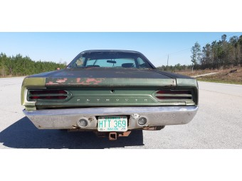 PLYMOUTH ROADRUNNER 1970 BIG BLOCK 383 PROJECT 2