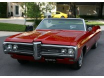 PONTIAC BONNEVILLE COUPE 1968 CONVERTIBLE
