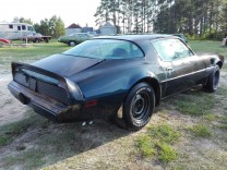 PONTIAC TRANS AM BANDIT 1979 400 V8 PROJECT