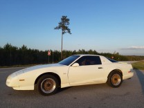 PONTIAC TRANS AM GTA 1991 5700 V8 SHOWCAR
